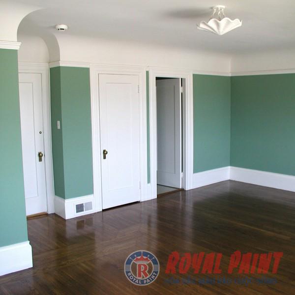 Sơn tường Royal mang lại chất lượng tuyệt vời cho công trình nhà bạn